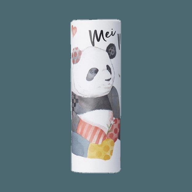 商品详情 - Vasilisa||Fits 可爱动物系列便携固体香膏香水棒||熊猫 茉莉桃子香 5g - image  0