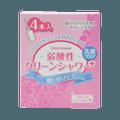OKAMOTO 冈本||弱酸性阴道清洁剂||4支