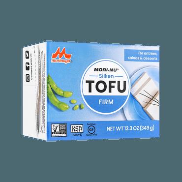日本MORINAGA森永 无防腐剂营养老豆腐 349g