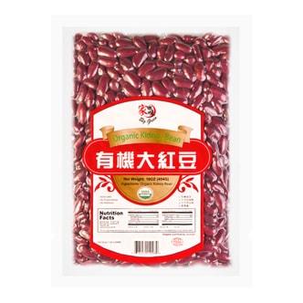 家乡味 有机大红豆 454g USDA认证