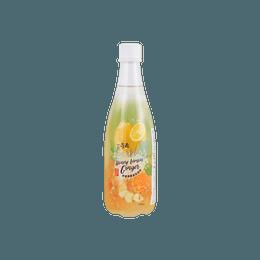 台湾道地 蜂蜜柠檬姜 微碳酸 饮料 500ml