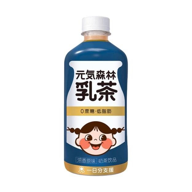 商品详情 - 元气森林 乳茶 浓香原味 450ML - image  0