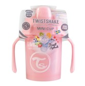 TWISTSHAKE Mini Cup 4+Months Baby 230ml Pastel Pink