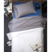 BOXT TEDDY [Designed For Students] All Cotton 4 Pieces Bedding Set #Brooklyn Twin XL