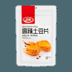 WEILONG Potato Chips Spicy Flavor 200g