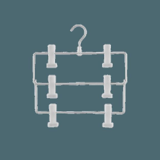 商品详情 - 网易严选 三层铝制裤架 三层 - image  0
