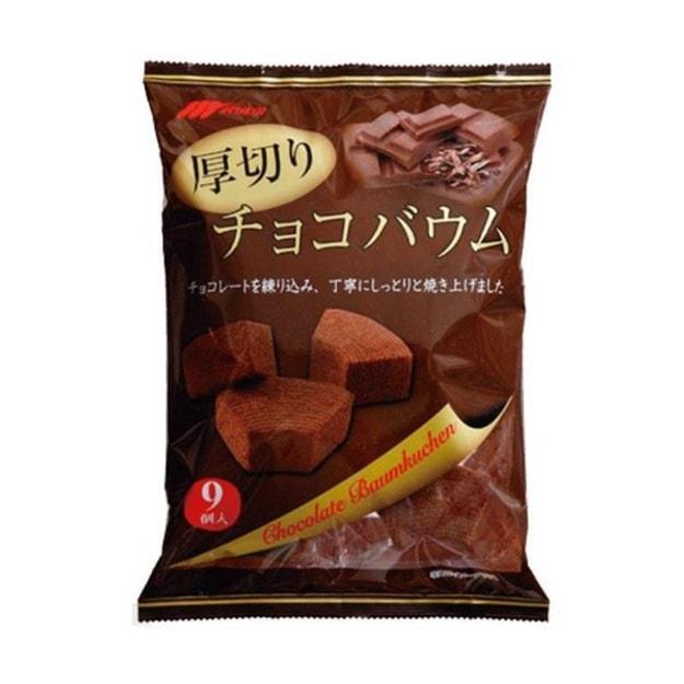 商品详情 - MARUKIN 日本切片千层蛋糕-巧克力味 230g - image  0