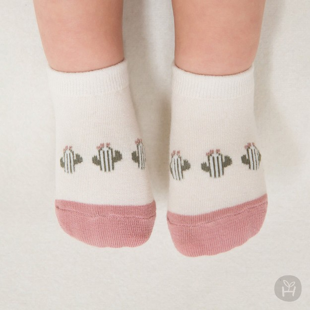 Product Detail - HAPPY PRINCE Amigo Socks 6-12 Months Pink - image 0
