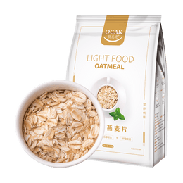 OCAK Ozark Dietary Fiber Light Oatmeal 600g