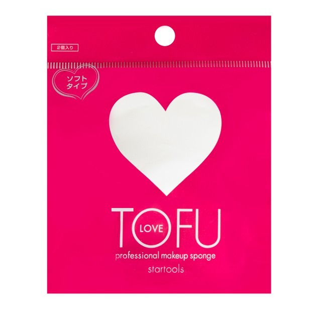 Product Detail - TOFU LOVE Professional Makeup Sponge 2pcs - image 0