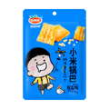 口水娃 零食大玩家 锅巴 五香味 86g
