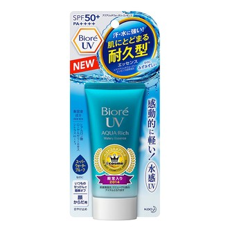 KAO BIORE UV Aqua Rich Watery Essence SPF50+PA++++ 50g