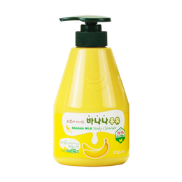 KWAILNARA Banana Milk Body Cleanser 560ml