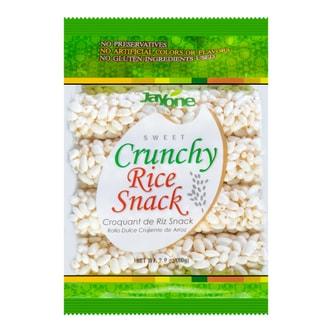 Jayone Crunchy Rice Snack original 80g