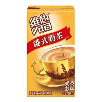 香港VITA维他 港式奶茶 250ml