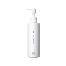 日本SHIRO 保湿护肤留香身体乳 皂香 195g