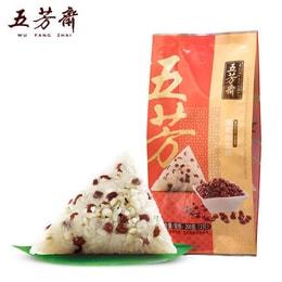 [中国直邮] WUFANGZHAI五芳斋原香赤豆粽子100克*2只嘉兴特产