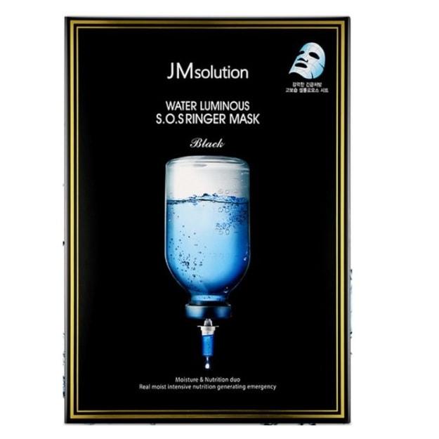 商品详情 - 韩国JM SOLUTION MASK 肌司研急救针剂水光面膜 1片入 - image  0