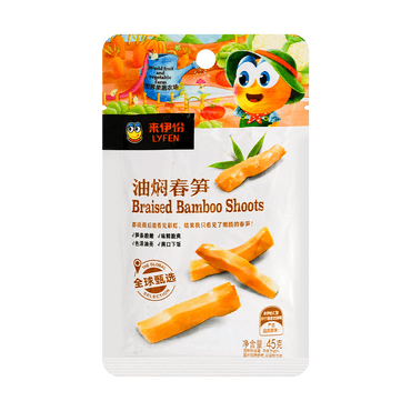 LYF Braised  Bamboo Shoot 45g