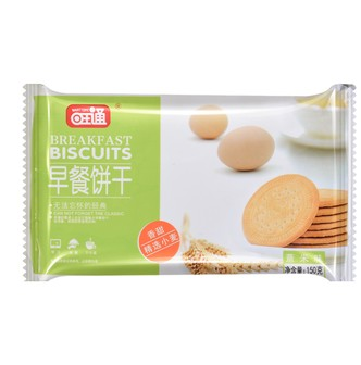 WONGTUNG Breakfast Biscuit 150g