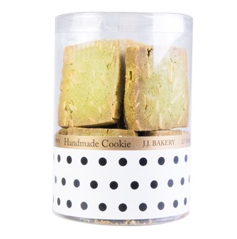 JJ Bakery Green Tea Cookies 230g