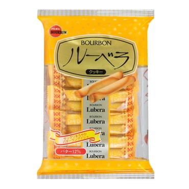 日本BOURBON波路梦 黄油蛋卷 52g