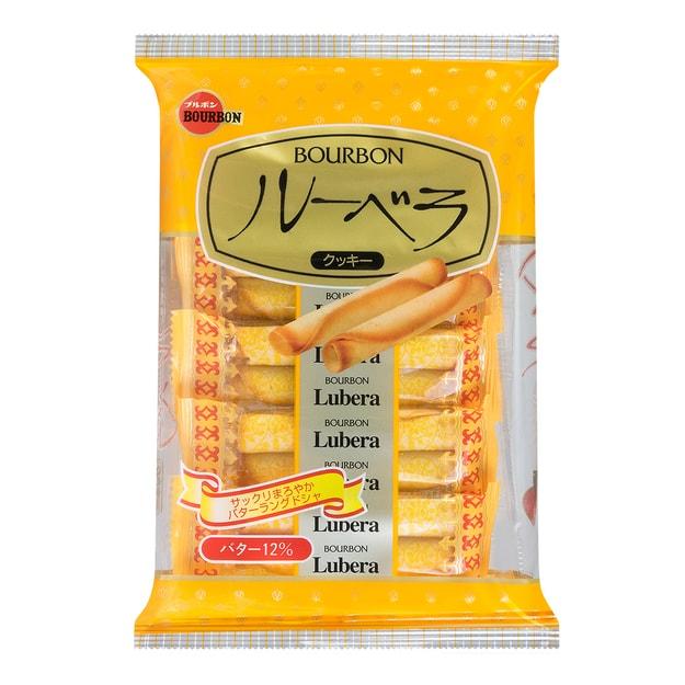 商品详情 - 日本BOURBON波路梦 黄油蛋卷 52g - image  0