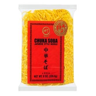 台湾町牌 日式蒸熟中华面 226.8g