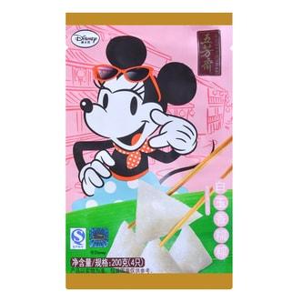 五芳斋 白玉香糯粽 粽子 4只装 200g