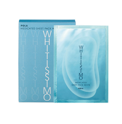 POLA WHITISSIMO MEDICATED SHEET PACK WHITE 60 Sheets