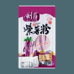 JIANSHU Purple potato flour 180g
