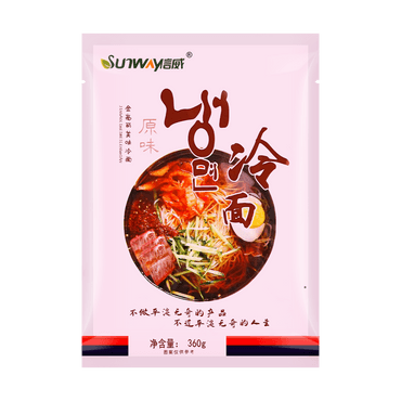 Large Cold Noodle, 360g
