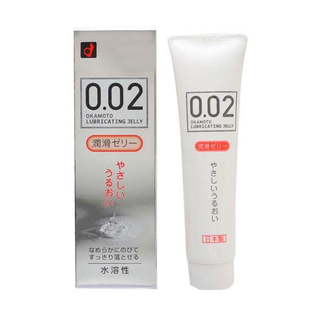 商品详情 - 日本OKAMOTO冈本 002透明质酸水溶性润滑剂 60ml - image  0