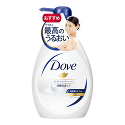 DOVE Body Wash Premium Moisture Care Pump 500g
