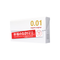 日本SAGAMI 幸福001 超薄安全避孕套 5片入