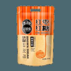 寻滇集 红枣红糖  云南蔗糖传统手工熬制 原蔗汁无添加  245g
