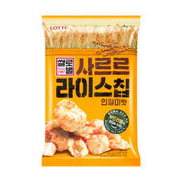 LOTTE Rice Chip 60g