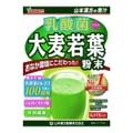 日本山本汉方制药 乳酸菌大麦若叶青汁粉末 4g*15包