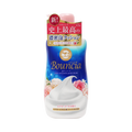 COW 牛乳石碱共进社||Bouncia高保湿浓密泡沫沐浴露||轻盈花束香 500ml