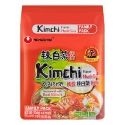 NONGSHIM Kimchi Instant Noodle Soup 4packs 480g