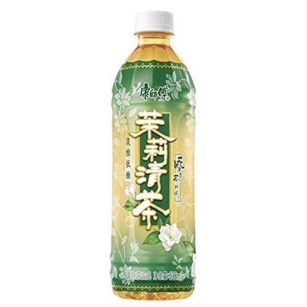 商品详情 - 康师傅茉莉清茶500ml - image  0