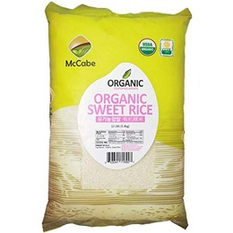 McCabe Organic Sweet Rice 12-Pound