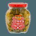 惠通下饭菜 乌江榨菜玻璃罐装 口口脆 300g