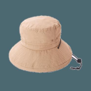 COGIT||PRECIOUS UV 防水遮阳户外防晒帽||米色 头围56-58cm