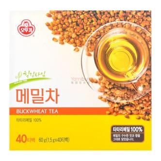 韩国OTTOGI不倒翁 荞麦茶 1.5g*40包入