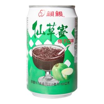 台湾亲亲 仙草蜜 椰子口味 320g