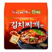 韩国SAMYANG三养 泡菜汤面 5包入 575g