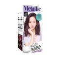 MISE EN SCENE Hello Bubble Hair Foam Color Metallic Ash