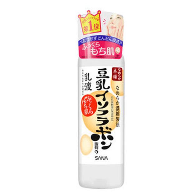 Product Detail - SANA NAMERAKA HONPO ISOFLAVONE Soy Milk Moisturizing Milky Lotion Emulsion 150ml - image 0
