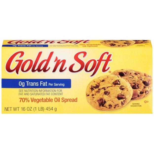 商品详情 - GOLD\'N SOFT 70%植物黃油 16oz - image  0